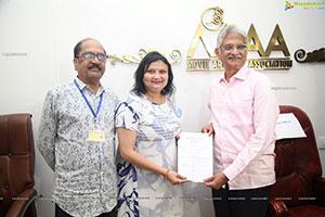MAA Elections 2021: Manchu Vishnu Panel Nomination