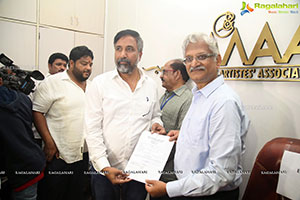 MAA Elections 2021 Prakash Raj Panel Nomination