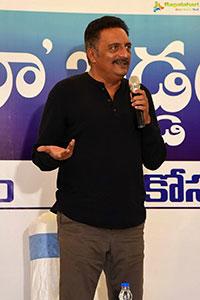Prakash Raj Press Meet on MAA Elections 2021