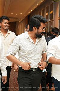 Ram Charan as Suvarnabhumi Brand Campaigner
