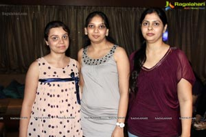 Sunil Vishnoi's Birthday In B & C