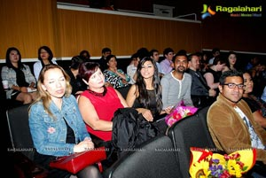 Kiss Film Premiere Show in San Jose, USA