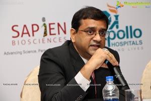 Apollo Hospitals & Saarum Innovations launch Sapien Biosciences