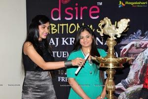 Desire Exhibition Launch