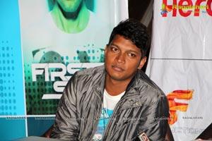 DJ First State Press Meet