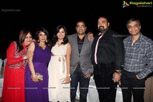 Jitender Gupta 40th Birthday at Marriott