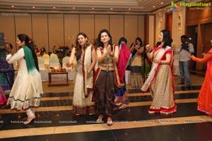 Kakatiya Ladies Club Dandiya 2013