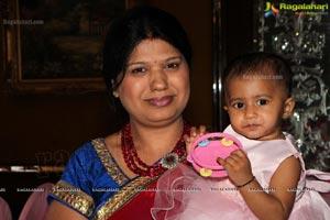 Kushboo-Harsh Agarwal Engagement Functions at Taj Krishna