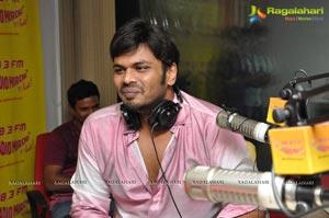 Manchu Manoj @ Radio Mirchi