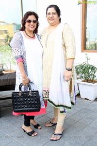 Shikha Sharma Ladies Afternoon Lunch