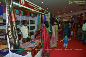 Hyderabad Silk Mark Expo 2013