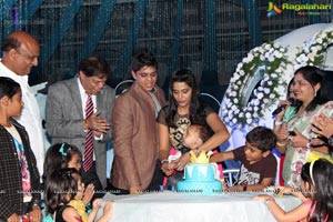 Taanish 1st Birthday Celebrations