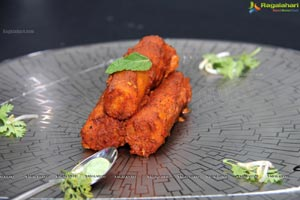 Taj Krishna Kebabs of India