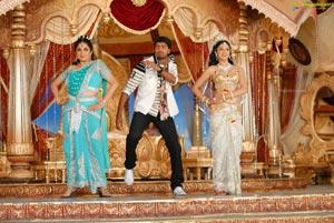 Allari Naresh-Richa Panai-Ramya Krishna