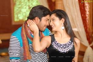 Allari Naresh-Richa Panai