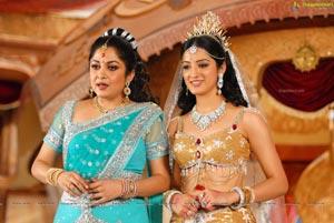 Richa Panai-Ramya Krishna