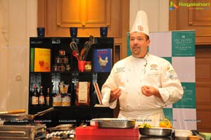 Chef Christopher Koetke