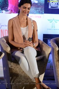 Finding Fanny Press Meet