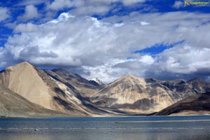 Pangong Tso Lake High Definition Images