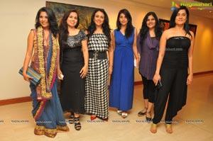 Suchitra Krishna Moorti Solo Art Show
