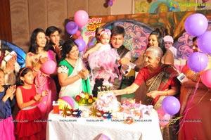 Vihaa Birthday Party