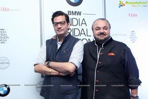 BMW India Bridal Fashion Week 2015