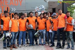KTM Orange Ride