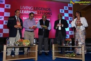 Living Legends Learning Lessons