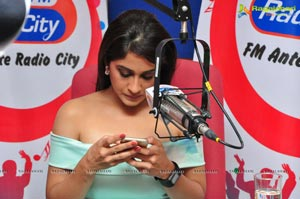 Regina Cassandra Radio City Hyderabad